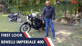 Benelli Imperiale 400 First Look