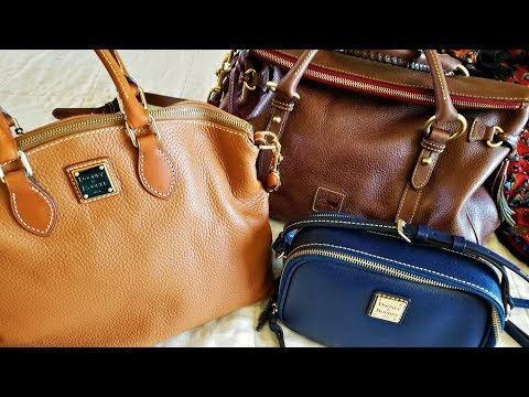 My Dooney & Bourke Handbag Collection and Haul!