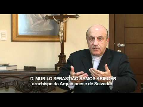 D. MURILO KRIEGER  FALA SOBRE ESSNCIA DO SACERDCIO