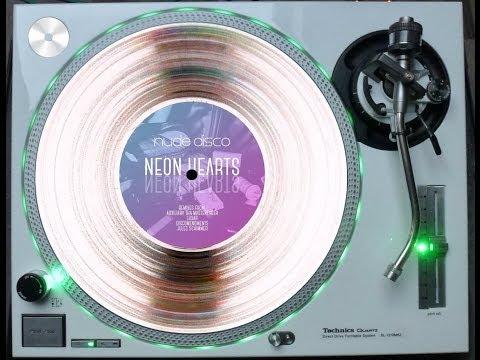 Neon Hearts Regulations Nude Disco Neon Hearts