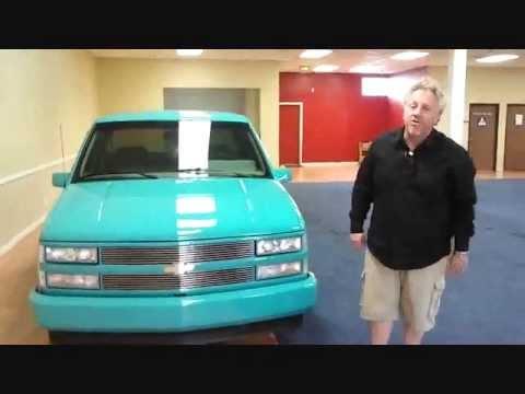 1992 Chevy Silverado Interior 1992 Chevy Silverado