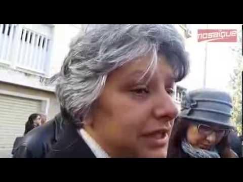 Basma Khalfaoui : On ne peut tuer des milliers pour faire taire la vérité