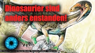 Dinosaurier sind anders entstanden! - Clixoom Science & Fiction