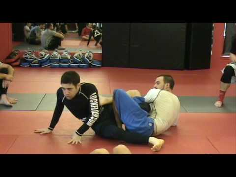 Reilly Bodycomb: Sambo Leg Locks DVD Image 1