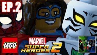 TOUR MONDIALE DEGLI AVENGERS! - LEGO MARVEL SUPER HEROES 2 - EP.2 (HD)