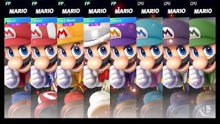 Super Smash Bros Ultimate Amiibo Fights   Request #3922 Mario Frenzy