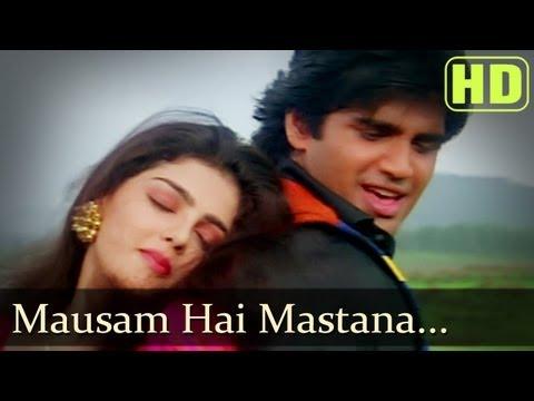 Mausam Hai Mastana - Sunil Shetty - Mamta Kulkarni - Waqt Hamara...