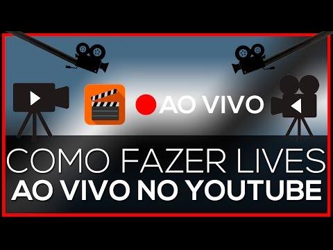Como fazer uma live no YouTube [AO VIVO] - 2015 thumbnail
