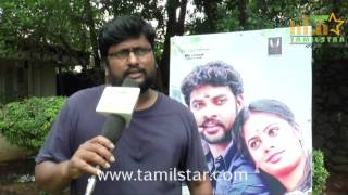 Ravi Kannan At Anjala Movie Audio Launch