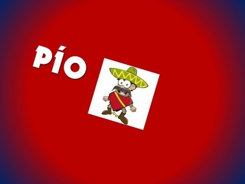 El Pollito Pio MEXICO - Pulcino Pio mexican version