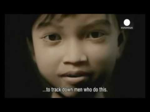 10 Year Old Computer Generated Girl Helps Track Online Sexual Predators video