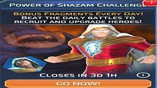 DC Legends (iOS) - Power of Shazam Challenge Part 1