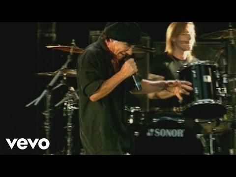 AC/DC - Hard As A Rock (Live @ Paris, 2001)