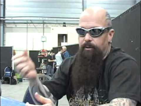 Slayer interview - Kerry King (part 1)