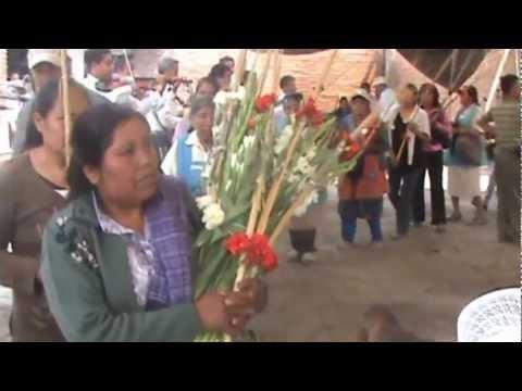 Xochipitzahuatl, Boda Nahuatl en Atlixco, Puebla