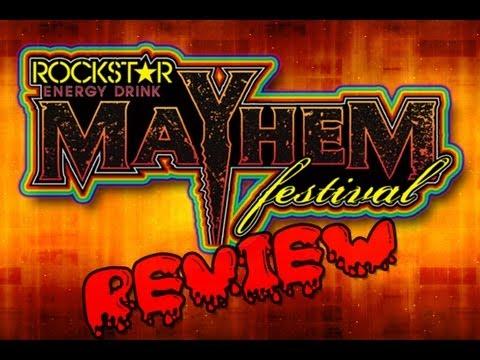 Rockstar Energy Drink Mayhem Festival line-up may have been leaked