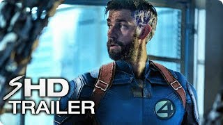 Marvel Studio's FANTASTIC FOUR - Teaser Trailer #1 MCU John Krasinski, Emily Blunt HD Concept