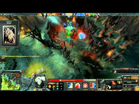 DOTA 2 with Alan: Lycanthrope