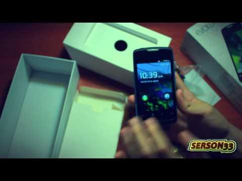 Unboxing Huawei CM980 (Evolucion II)