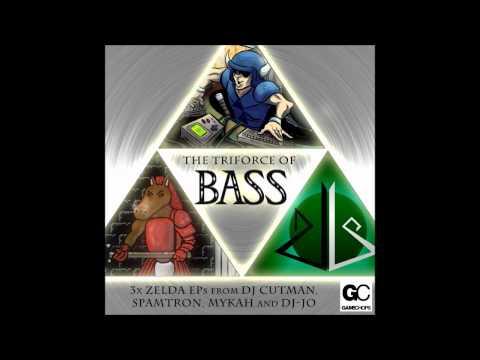 Dj CUTMAN, Spamtron - I Am Error (Zelda II: The Adventure of Link Remix)