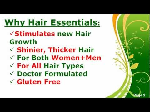 Hair Essentials Review-Hair Essentials for Hair Growth