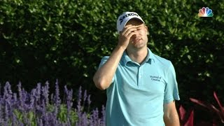 Russell Knox implodes on No. 17 at THE PLAYERS