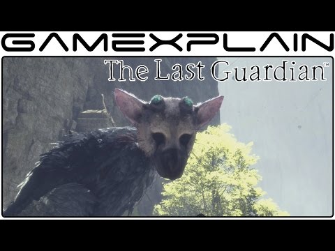 The Last Guardian - Game & Watch (Video Preview)