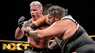 Bronson Reed vs. Dexter Lumis: WWE NXT, July 17, 2019
