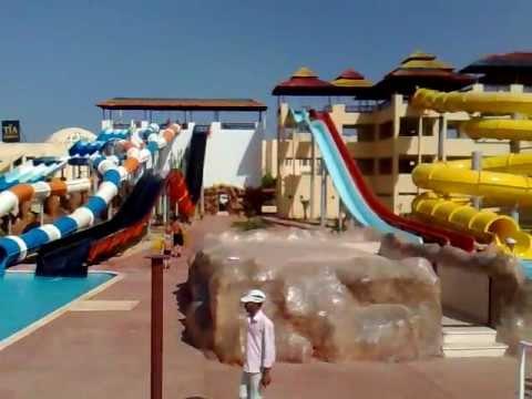 TIA Heights Aquapark Makadi Bay - YouTube: http://www.youtube.com/watch?v=BRKdLr8Y55M