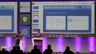 Node.js and Open Source Software Development on Microsoft Azure
