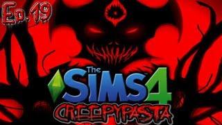 He Comes... ZALGO!!  | The Sims 4: Creepypasta Reboot - Ep. 19