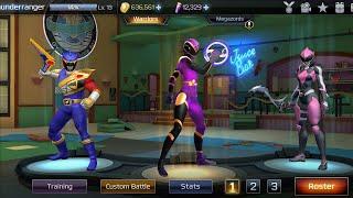 Power Rangers Legacy Wars Solar Ranger Tips and Tricks