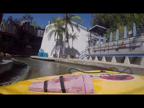 Jurassic Park Ride - Universal Studios Hollywood