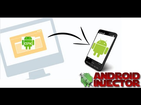 Instalar apps desde PC a android vía cable usb (Android Injector actualizado)