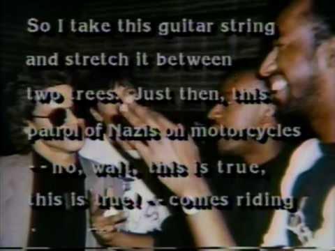 Mark Knopfler & Randy Newman - 'Sunday Night' 1988