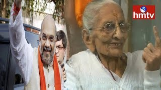 Gujarat Assembly Elections 2017 : Voting for final phase underway - hmtv - netivaarthalu.com
