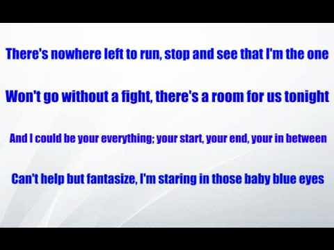 Olly Murs - Baby Blue Eyes (with Lyrics) video