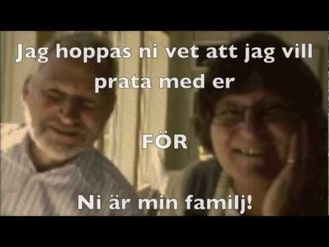 R.E - Min Familj (With Lyrics)