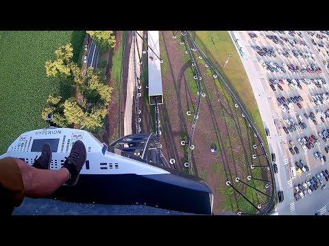 Hyperion Mega Coaster (pierwszy Wagonik) / EnergyLandia