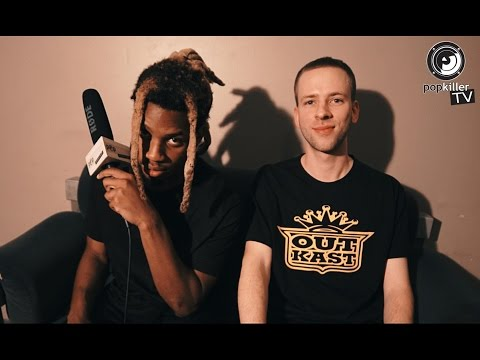 Denzel Curry - interview - on 2Pac, Thug Life, Andre 3000, XXL Freshmen, Star Wars (Popkiller.pl)