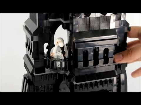 Lego Lord of the Rings The Tower of Orthanc 10237 Review Lego Isengard