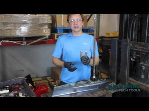 Yamaha Outboard Water Pump - Teardown and Replace