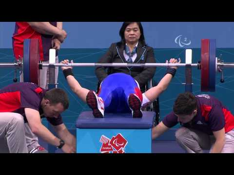 Powerlifting - Women's -67.50 kg - London 2012 Paralympic Games