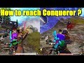 Lagu How to reach Conqueror League ?? | Pubg Mobile Asia Conqueror Gameplay