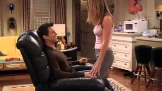 Jennifer Aniston hard nipples in folding chair