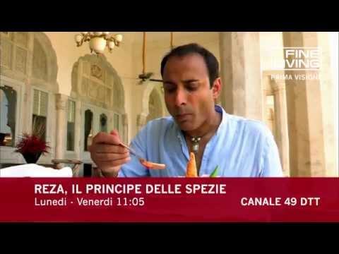 Reza, il Principe delle Spezie – Da Lunedì a Venerdì alle 11:05
