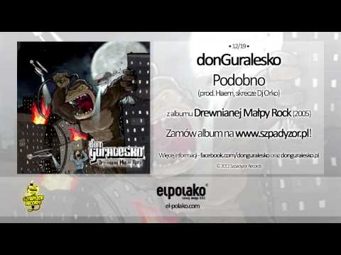Music video 12. donGuralesko - Podobno (prod. Haem, skrecze Dj Orko) - Music Video Muzikoo
