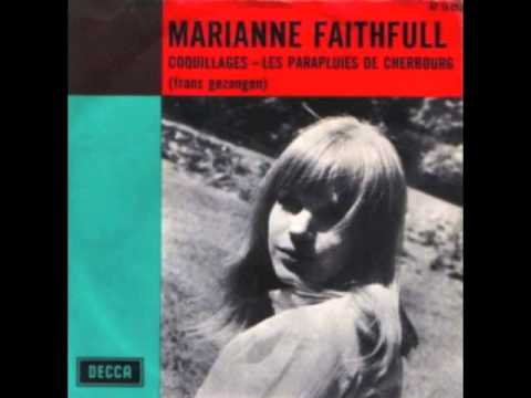 Marianne Faithfull - Les Parapluies De Cherbourg
