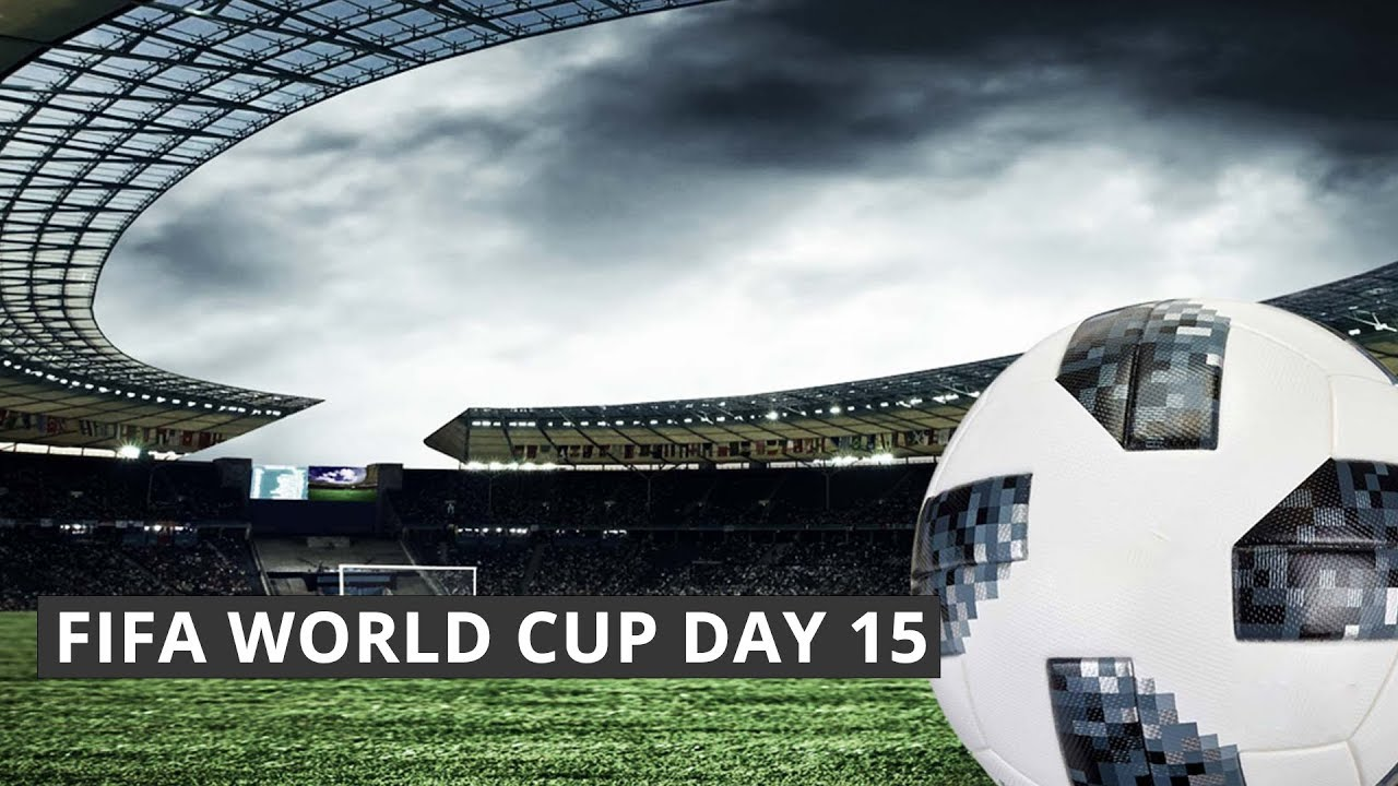 FIFA World Cup Day 15 2018: England vs Belgium | Senegal vs Colombian Match Preview