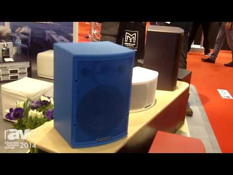 ISE 2014: Funktion-One Shows Its F81 Compact Loudspeaker in Multiple Colors